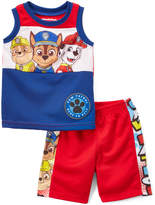 Children's Apparel Network Paw Patrol Tank & Shorts - Infant