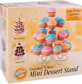 JCPenney Wilton Brands Cupcakes n More Mini Dessert Stand