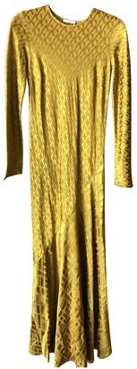 LAYEUR Yellow Dress for Women