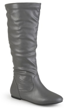 Journee Collection Jayne Extra Wide Calf Boot