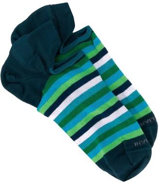 Marcoliani Milano Striped Slip-On Socks