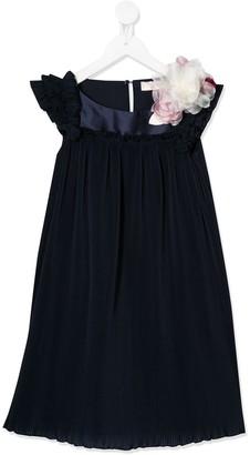 MonnaLisa Frill Trimmed Trapeze Dress