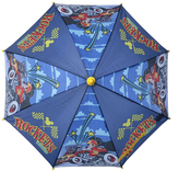 Mickey Mouse Blue 'Rockets' Umbrella