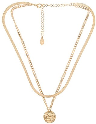 8 Other Reasons Desert Moon Necklace