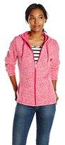 Dickies Women's Sweater Hooded Jacket