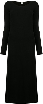 Totême Fitted Jumper Dress
