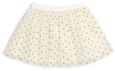 Ten Sixty Sherman Dot Tulle Skirt (Toddler Girls & Little Girls)