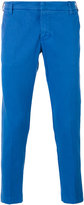 Entre Amis slim fit trousers - men - Cotton/Spandex/Elastane - 30