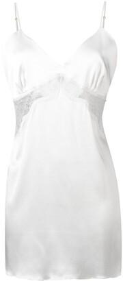 Gilda & Pearl Gilda short slip dress