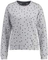 Gant DOTTED Sweatshirt light grey melange