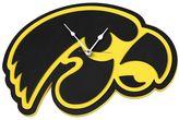 Iowa Hawkeyes 3D Foam Wall Clock