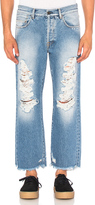 Palm Angels Ripped Jeans