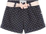 Tartine et Chocolat Jacquard knit shorts with lurex