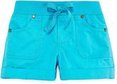 Arizona Plaid Cargo Shorts - Baby Boys 3m-24m