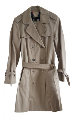 Marc by Marc Jacobs Beige Cotton Trench coats