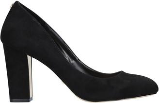 Carvela Kruise Block Heel Court Shoes, Black