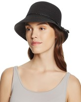 August Accessories Forever Cloche Hat