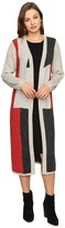 Christin Michaels Bexley Long Sleeve Color Block Sweater