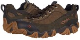 Oboz Firebrand II Low Leather (Stone) Men's Shoes