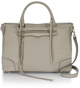 Rebecca Minkoff Best Seller Regan Satchel Bag Tote