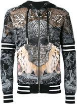 Philipp Plein Heide hoodie - men - Cotton/Polyester/Polyurethane - XL