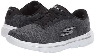 Skechers Performance Go Walk Evolution Ultra - 15756 (Black/White) Women's Shoes