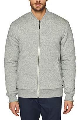 Esprit Men's 019ee2j003 Sweat Jacket,X-Large