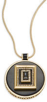 House Of Harlow Lady Luck Pendant Necklace