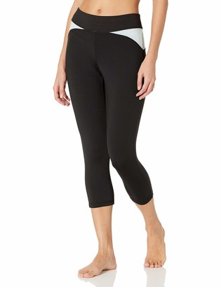 Danskin Women's Crop Capri Legging