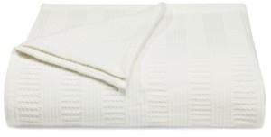 Nautica Rope Stripe Twin Blanket Bedding
