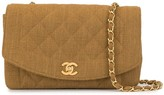 Chanel Pre Owned 1992's Diana chain shoulder bag