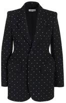 Balenciaga Hourglass woollen jacket