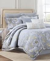 Savannah Home Delora Reversible California King Comforter Set