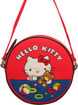 Olympia Le-Tan Teddy Bear Hand Embroidered Dizzie Bag