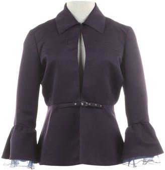 Miu Miu Purple Jacket for Women