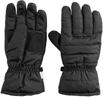 Apt. 9 Men's Quilted Casual Gloves