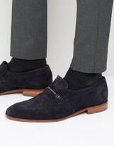 Hugo By Hugo Boss Dressapp Suede Loafers