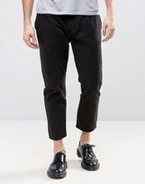 Rollas Stubs Cargo Pant Trade Black