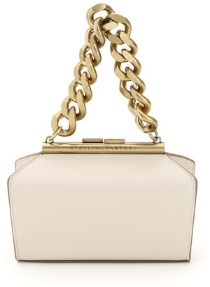 Stella McCartney Chunky Chain Small Crossbody Bag