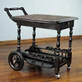 Novica Bar Serving Cart
