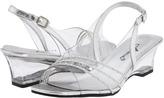 Annie Classy (Silver) - Footwear