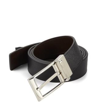 Bally Reversible Grain Leather Belt