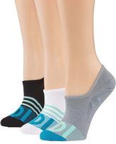 adidas Adistripe 3pk Liner Socks