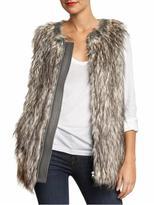 Thelma Faux Fur Vest