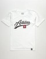 adidas Schoolyard Script Boys T-Shirt
