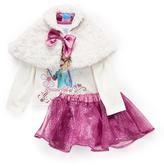 Children's Apparel Network Frozen Elsa Long-Sleeve Tee Set - Toddler