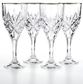 Godinger Dublin Platinum Sets of 4 Collection