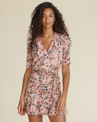 Veronica Beard Dakota Floral Dress
