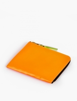 Comme Des Garcons Wallet Contrasting Super-fluo Coin Wallet