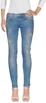 Fornarina Denim pants - Item 42576959